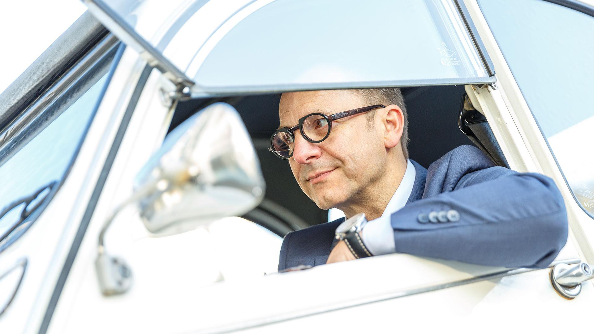 René Cornette - Optiker mit Stil und Verantwortung