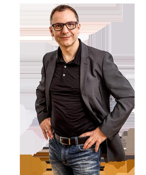 Augenoptikermeister René Cornette