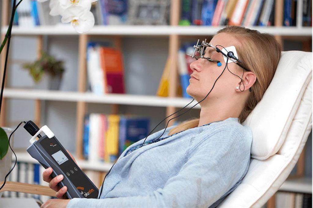 Sanfte Behandlungsmethode zum Erhalt des Sehvermögens